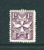 MALTA  -  1925  Postage Due  1d  Used As Scan - Malta (...-1964)