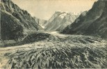 CHAMONIX (Hte-Savoie) - La Mer De Glace (Alt. 1913 M.) - Chamonix-Mont-Blanc