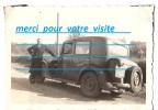 Photo En Route Pour Fontainebleau 77 Et Nemour  , Riri Sa Peugeot 301 ( Voiture Automobile Camion Taco Véhicule ) - Automobile