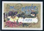 34  AGDE  ..    ..Carte Souvenir ..... Dessin Fusain ..... Edition Luxe - Agde