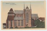 Wismar A.d. Ostsee St. Georgenkirche   Um 1910 - Wismar