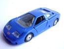 VOITURE - AUTOMOBILE -  MAISTO - BUGATTI EB 110 - 1/38 �me
