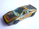VOITURE - AUTOMOBILE -  BURAGO - FERRARI GTO GRISE MAMBO - 1/43 �me