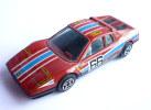 VOITURE - AUTOMOBILE -  BURAGO - FERRARI 512 BB AGIP - 1/43 �me