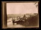 Photographie De Sauveterre De Béarn En 1907 - Vue Panoramique - Rare Cliché - Lieux