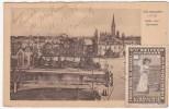 MÜLHAUSEN I. O-E. (Mulhouse) - Blick Vom Bahnhof ( Vu De La Gare ) - 1918 - Mulhouse