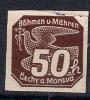 Bohême - Moravie 1939, YT J 8 O - Bohemia Y Moravia