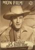"""MON FILM  N° 410  - 1954 """" LA CHARGE SUR LA RIVIERE ROUGE """" GUY MADISON + """" LES INTRIGANTES """" RAYMOND ROULEAU - Cinéma"""