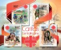 CENTRAL AFRICA 2012 - Caritas Of Central Africa. Official Issue - Ohne Zuordnung