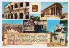 NIMES - MULTIVUES AVEC TEXTE ET HISTOIRE - Nîmes