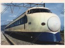 Train Automotrice à Grande Vitesse Ligne Tokaido Japon   Vie Du Rail Ferroviaire Sncf Chemin De Fer Railways Zug Bahn - Trains