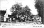Oostacker-lez-Gand 16: Halte Du Chemin De Fer Vicinal Et Des Voitures 1907 - Gent