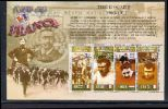 ANTIGUA & BARBUDA  2675  MINT N.H. STAMPS OF CYCLING ( TOUR DE FRANCE - Ciclismo