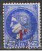 FR 994** YVERT 487** TIMBRE SURCHARGÉ, 1 F. SUR 2,25 F.**1940-41^^OBLITÉRÉ** - France