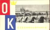QSL - OK Czechoslovakia Brno - Cartes QSL