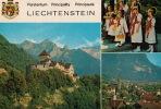 Pk Vaduz:1386:Schloss Vaduz - Liechtenstein