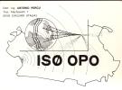 QSL - Antonio Porcu Cagliari - Radio To Gotheberg - 1976 - Cartes QSL