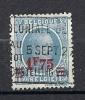 "248  OBL  COB  IDEM  Y  &  T   ""Roi Albert 1er""   *BELGIQUE* - 1922-1927 Houyoux"