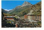 Val  D'isere     Le Départ Du Chamois    (rassemblement  Motocycliste) - Cartes Postales