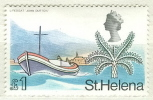 St. Helena MH Stamp - Saint Helena Island