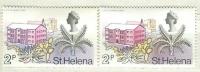 St. Helena MH Stamps, Both Perforations - Saint Helena Island