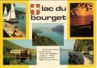 CP73 - Le Lac Du Bourget - France