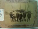 """Ancienne Photo """" MAISTRANCE DE LA CANNONIERE  """" LE LION """" Hivernage à TIEN-TSIN En 1892 - China"""
