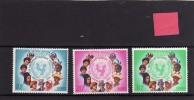 PHILIPPINES - PILIPINAS - FILIPPINE 1969 ANNIVERSARY UNIVERSAL CHILDRENS DAY UNICEF - GIORNO DEL FANCIULLO  MNH - Filippine