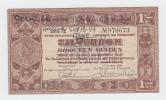 Netherlands 1 Gulden Zilverbon 1938 AXF CRISP Snorter - [2] 1815-… : Koninkrijk Der Verenigde Nederlanden