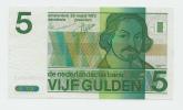 Netherlands 5 Gulden 1973 XF CRISP Pre-Euro Banknote P 95 - 5 Gulden