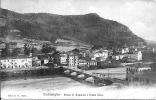 Ventimiglia 1: Borgo S. Agostino E Fiume Roia 1908 - Imperia