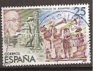 Spain Edifil # SH 2583 A (o) ESPAMER 1980  - Philatelic Expo - 1931-Hoy: 2ª República - ... Juan Carlos I
