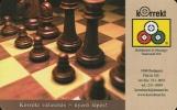 CHESS * SPORT * CALENDAR * Korrekt 2004 * Hungary - Calendarios