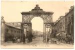 Reims -  La Porte De Paris - Reims
