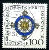 BRD - Mi 1613 - OO Gestempelt (C) - 100Pf      Orden Pour Le Mérite - [7] République Fédérale