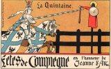 FÊTES DE COMPIEGNE EN L´HONNEUR DE JEANNE D´ARC ILLUSTRATEUR PINCHON - Unclassified