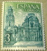 Spain 1969 Murcia Cathedral 3pta - Mint - 1931-Aujourd'hui: II. République - ....Juan Carlos I