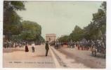 B491/CPA PARIS AVENUE BOIS DE BOULOGNE - Arrondissement: 16