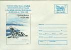 Romania Arctic Expeditions On 9 Postal Stationeries - Polar Philately