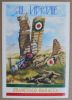 AERONAUTICA Cartolina Commemorativa 75° Anniversario Morte Di FRANCESCO BARACCA - Militaria