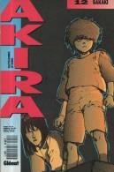 AKIRA N° 12 BE GLENAT 11-1990 - Mangas