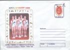 Romania Postal Stationery Cover - Gymnastics