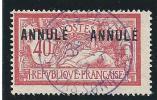 N� 119-CI 2 OBL violette AVEC CACHET DE COURS PRATIQUE  SUPERBE RARE