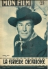 """MON FILM  N° 522 - 1956 """" LA FURIEUSE CHEVAUCHEE  """" RANDOLPH SCOTT + """" VOICI LE TEMPS DES ASSASSINS """" JEAN GABIN - Cinéma"""