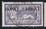 N� 144-CI 2 OBL VIOLET 1924 AVEC CACHET DE COURS PRATIQUE  SUPERBE RARE