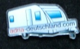 Pin´s  Adria Caravane  Caravan  Wohnwagen - Pin's