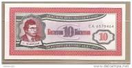 Russia - Banconota Non Circolata Di Emissione Privata Mavrodi Da 10 - Russia