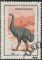 Madagascar 1994 Scott 1174 Sello * Animales Prehistoricos Dinornis Maximus 35Fmg Malagasy Madagascar Stamps Timbre - Madagascar (1960-...)