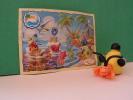 Mollusc, Magic  Kinder Surprise Toy + Bpz - Lots