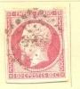 (al) FRANCE NAPOLEON III  N° 17A YT Oblitere - 1853-1860 Napoleon III